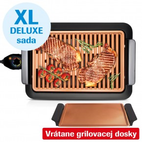 Livington Smokeless Grill XL Deluxe